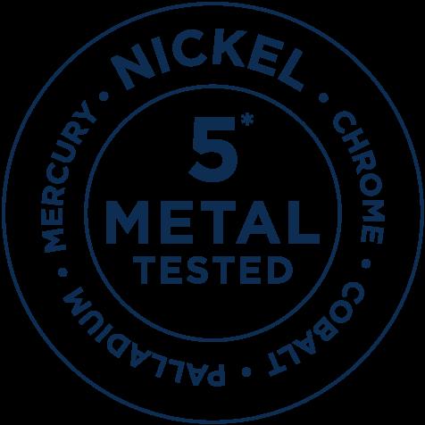 Rilastil Difesa: Đã được kiểm định không chứa hàm lượng 5 kim loại nặng: Niken, Crom, Coban, Thủy Ngân và Paladi