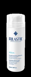 Tinh chất dưỡng ẩm dành cho da dầu Rilastil Aqua Normalizing Fluid - Aqua