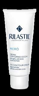 Kem dưỡng chống lão hóa vùng mắt Rilastil Micro Eye contour cream - Micro'