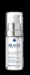 Serum chống lão hóa sớm Rilastil Multirepair S-Ferulic Bi-Gel Serum Intensive Antiwrinkle - Multirepair