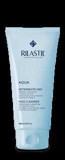 Sữa rửa mặt Rilastil Aqua Face Cleanser - Aqua