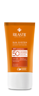 Kem chống nắng vùng da mặt RILASTIL SUN SYSTEM PPT AGE REPAIR SPF 50+ - SPF 50+
