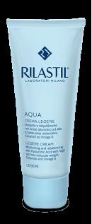 Kem dưỡng ẩm dịu nhẹ Rilastil Aqua Legere Cream - Aqua