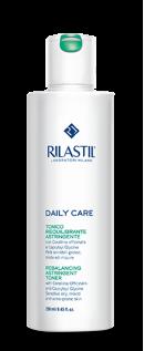 Nước cân bằng dành cho da dầu Rilastil Daily Care Rebalancing and Astringent Toner - Daily Care