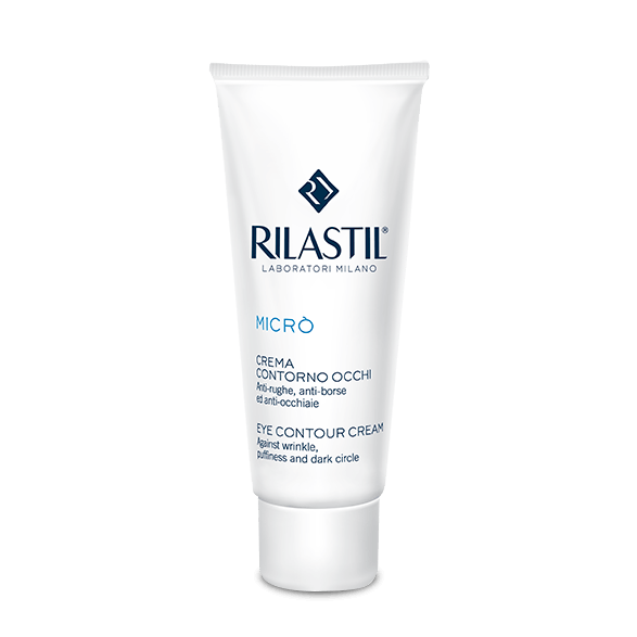 Kem dưỡng chống lão hóa vùng mắt Rilastil Micro Eye contour cream