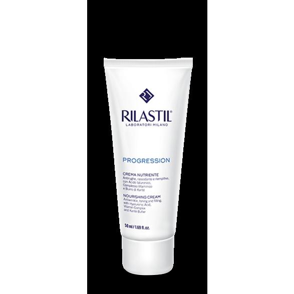 Kem dưỡng chống lão hóa da Rilastil Progression Nourishing Cream